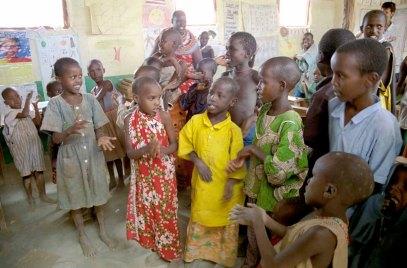 53 schoolkinderen