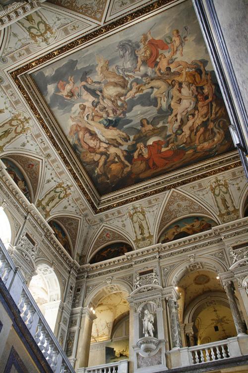 39 plafondschildering
