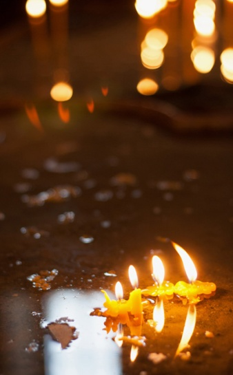 195-kaarsen