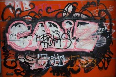 15 graffiti
