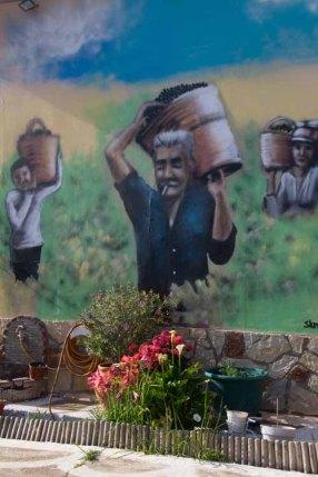 102 muurschildering
