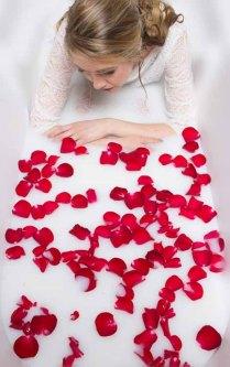 50 rozenblaadjes
