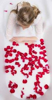 51 rozenblaadjes