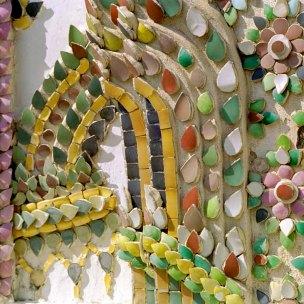 13 mozaiek