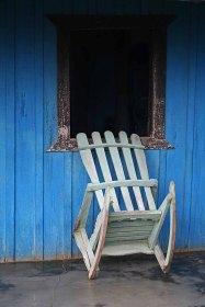 189 stoel voor raam